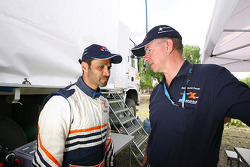 Nasser Saleh Al Attiyah excluded of the Dakar after missing a series of way-points through the sand dunes early in the stage