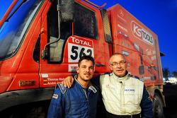 Thomas Wallenwein and Andre Jockusch
