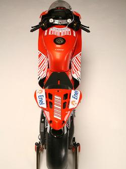 The new Ducati Desmosedici GP9