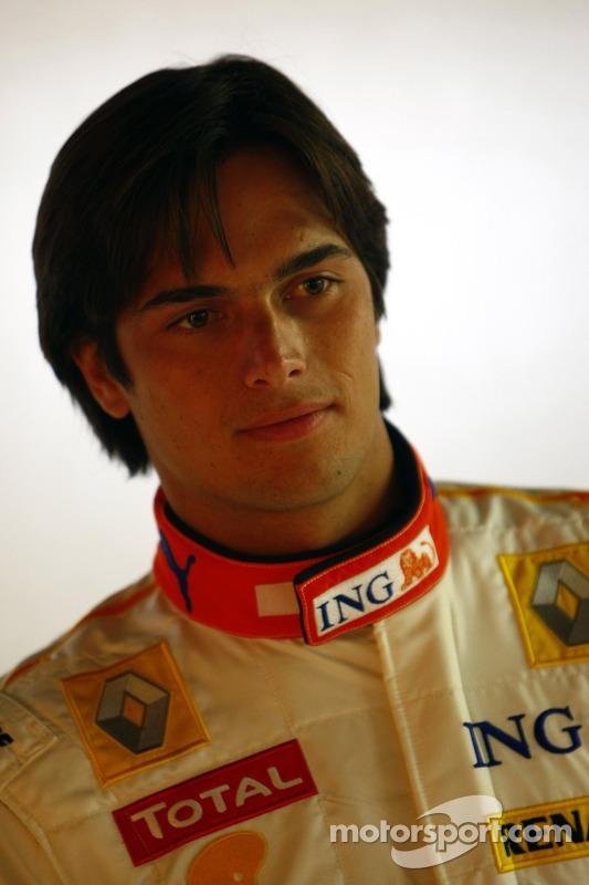 Nelson A. Piquet, Renault