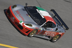 #56 Mastercar-Coast 2 Costa Racing Ferrari 430 Challenge: Cesar Campanico, Luca Drudi, Christian Montanari, Roberto Sperati, Jay Wilton