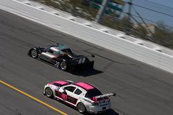 #55 Level 5 Motorsports BMW Riley: Christophe Bouchut, Raphael Matos, Scott Tucker, Ed Zabinski, #40 Dempsey Racing Mazda RX-8: Patrick Dempsey, Charles Espenlaub, Joe Foster
