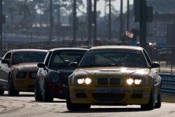#96 Turner Motorsport BMW M3 Coupe: Bill Auberlen, Matthew Bell