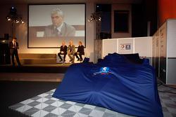 The 2009 908 HDi-FAP under veil