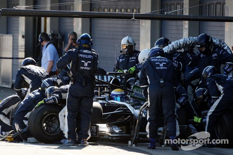 Nico Rosberg, WilliamsF1 Team, FW31