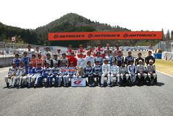 GT300 drivers group photo