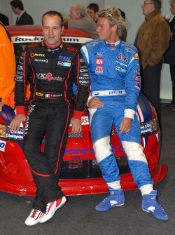 Fabrizio Giovanardi and Tom Chilton