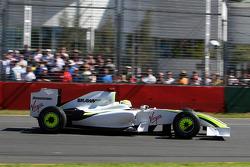 Jenson Button, Brawn GP, BGP001, BGP 001