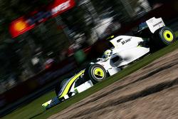 Rubens Barrichello, Brawn GP, BGP 001