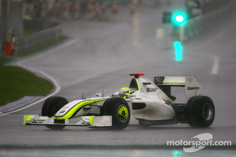 2009 : Jenson Button, Brawn-Mercedes BGP 001
