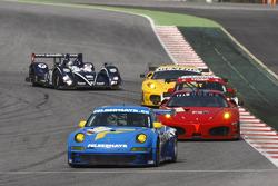 #88 Team Felbermayr - Proton Porsche 997 GT3 RSR: Horst Felbermayr Sr., Christian Ried, Francisco Cruz Martins