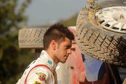 Бернарду Соуза, Fiat Grande Punto S2000 после аварии