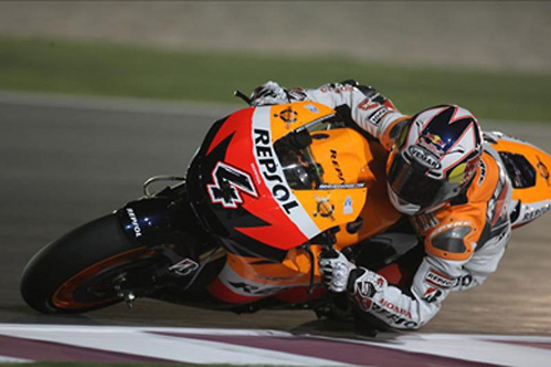 2009. Andrea Dovizioso - Gran Premio del Qatar - 5º