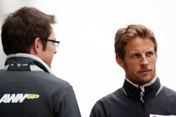 Andrew Shovlin, Brawn GP, Senior Race Engineer to Jenson Button, Jenson Button, Brawn GP