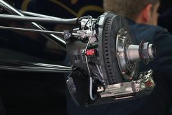 Toro Rosso brakes
