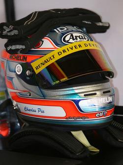 Helmet of Charles Pic