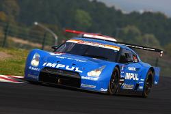 #12 Impul Calsonic GT-R: Tsugio Matsuda, Sébastien Philippe