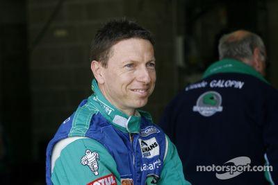 Testfahrten in Le Mans