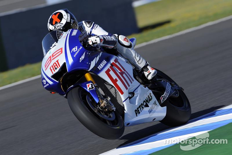 2010 рік - Yamaha (MotoGP)