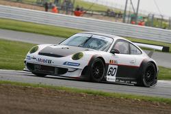 #60 Prospeed Competition Porsche 997 GT3 RSR: Emmanuel Collard, Richard Westbrook