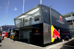 Red Bull Racing technique base