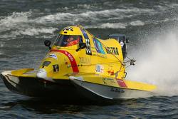 #55 class 1 Sun Racing Team: Frantz Saint-Denis, Pierre-Emilien Barbaray, Stéphane Phippen