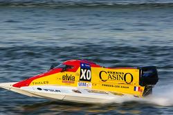 #X0 Experimental Team Casino Forges: Daudigny Kévin, Gremare Lionel, Boute Eric