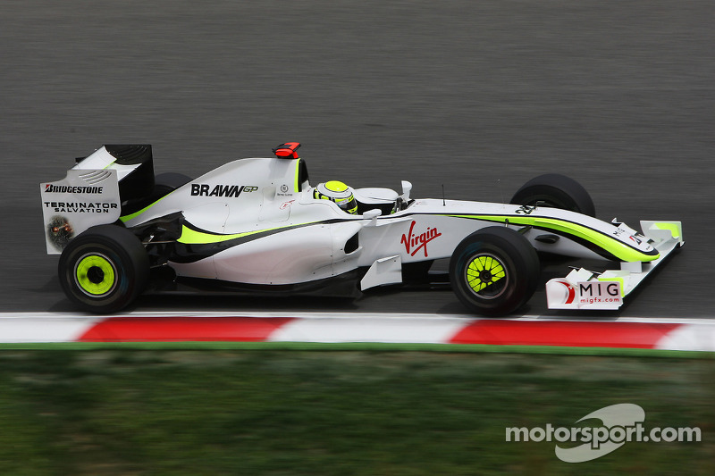 2009 - Jenson Button, Brawn GP