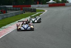 #10 Team Oreca Matmut - AIM Courage-Oreca LC70 - AIM: Stéphane Ortelli, Bruno Senna exits turn 9