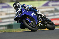 Saturday Superbike race