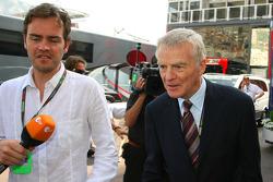 Max Mosley, FIA Président