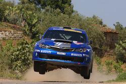 Patrick Flodin and Goran Bergsten, Subaru Impreza STI