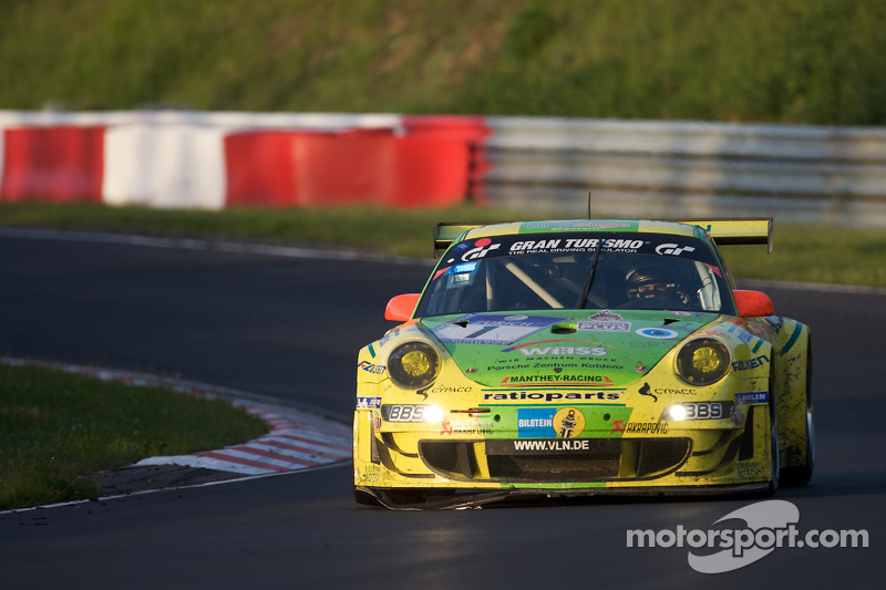 2009: #1 Manthey Racing GmbH, Porsche 911 GT3 RSR