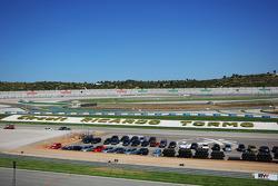 Circuit scenic view