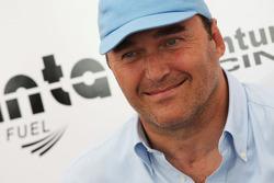 Philippe Streiff Former F1 Driver