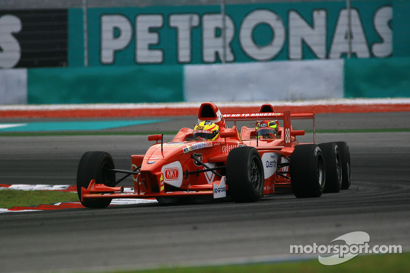 2009: Mygale FB02, Formula BMW Pacific