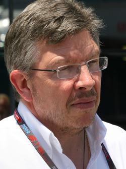 Ross Brawn, Brawn GP