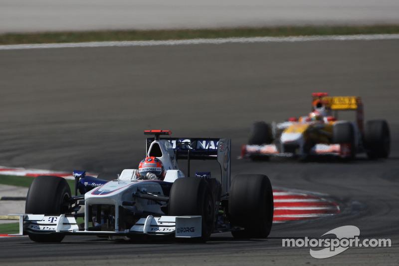 Роберт Кубіца, BMW Sauber