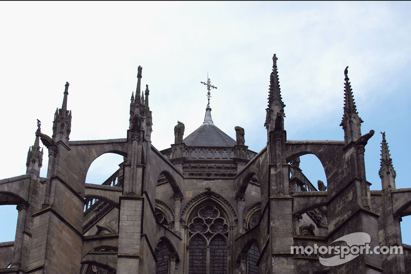 St. Julien Cathedral in Le Mans