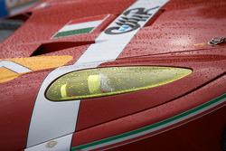 #97 BMS Scuderia Italia Ferrari F430 GT detail