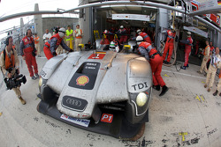 #1 Audi Sport Team Joest Audi R15 TDI: Allan McNish, Rinaldo Capello, Tom Kristensen heads back to track