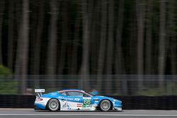#66 Jetalliance Racing Aston Martin DBR9: Alex Mueller, Lukas Lichtner-Hoyer, Thomas Gruber