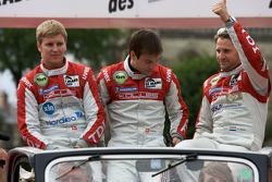Christian Bakkerud, Giorgio Mondini and Christijan Albers