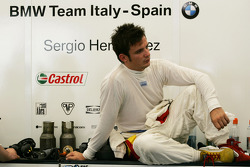 Sergio Hernandez, BMW Team Italy-Spain