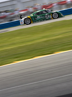 #02 Chip Ganassi Racing with Felix Sabates Lexus Riley: Kyle Busch, Scott Speed