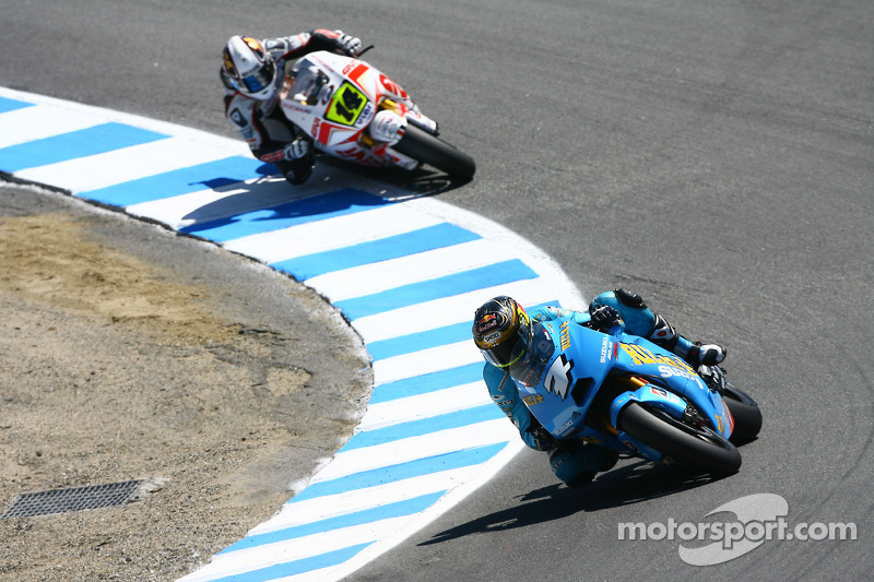 Chris Vermeulen, Rizla Suzuki MotoGP, Randy De Puniet, LCR Honda MotoGP