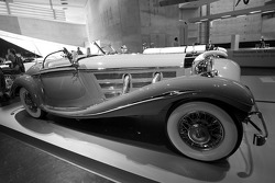 Times of change: 1936 Mercedes-Benz 500 K Spezial-Roadster