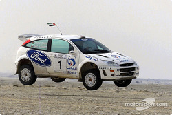 MERC: Qatar International Rally