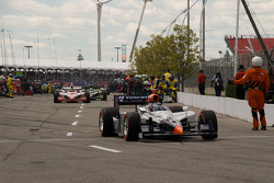 Mario Moraes, KV Racing Technology heads to pace laps