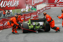 Ernesto Viso, HVM Racing in trouble
